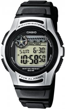 Годинник Casio W-213-1AVEF