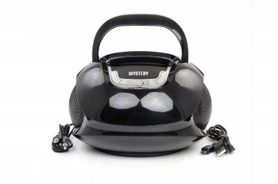 Стереомагнитола Mystery BM-6002UB black