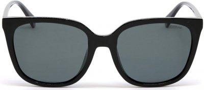 Солнцезащитные очки женские Polaroid PLD PLD 4083/F/S 80756M9 Черные (716736195117)