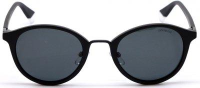 Солнцезащитные очки мужские Polaroid PLD PLD 2091/S 00350M9 Черные (716736242705)