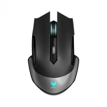 Игровая мышь RAPOO V310, лазерная черная