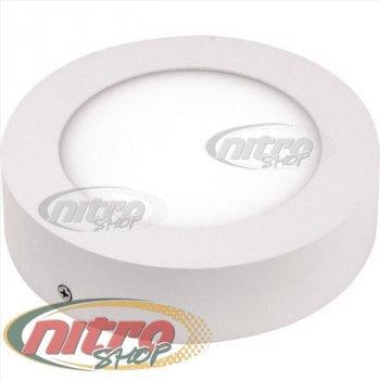 Світильник світлодіодний накладний Horoz Electric CAROLINE-12 12Вт(~96 Вт) 4200К Коло (016 025 0012)