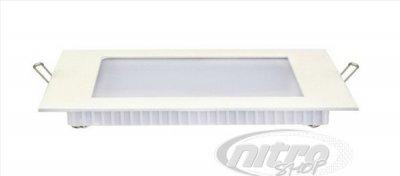 Світильник світлодіодний вбудований Horoz Electric Slim/Sq-6 6Вт(~48 Вт) 6400К квадрат (056 005 0006)