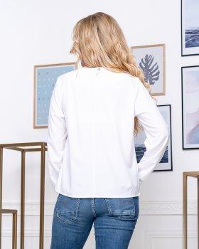 Блузка ELFBERG 5174 Біла