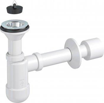 Сифон для раковины PREVEX Basic со сливной трубой 32/50 мм (PR3-D4N35-003)