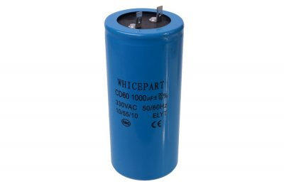 Конденсатор 1000 мкФ 330 V