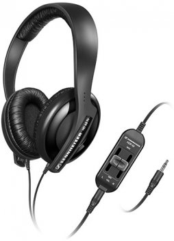 Навушники Sennheiser HD 65 TV Black (504685)