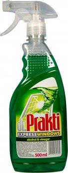 Рідина для миття скла dr. Prakti 500 мл (5903792746185)