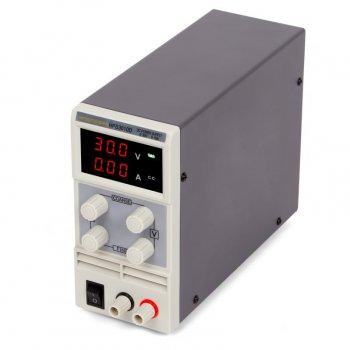 Лабораторний блок живлення Masteram HPS3010D