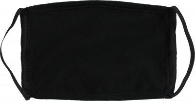 Маска RedPoint тканевая многоразовая с фиксацией размер L Черная (МЛ.04.Т.01.00.000)