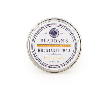 Віск для вусів BEARDAN'S Orange & Vanilla 30 мл