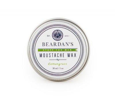 Віск для вусів BEARDAN'S Lemongrass 30 мл
