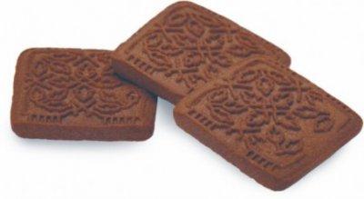 Печенье Добрый смак Юбилейный сувенир шоколадное 4 кг