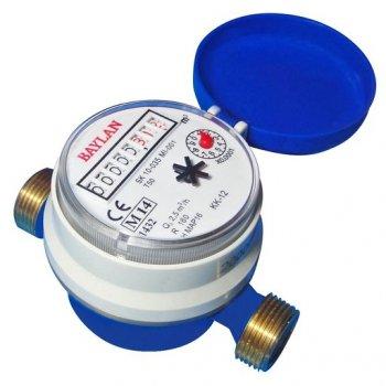 Лічильник BAYLAN без штуцера для холодної води КК-12 ДУ15 11959451