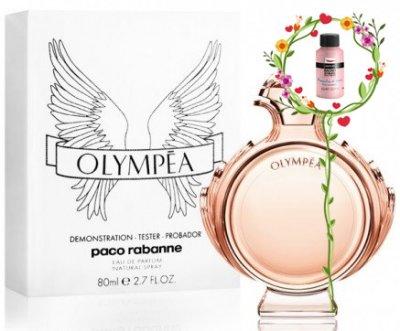 Женская парфюмерия (тестер) PACO RABANNE OLYMPEA 80МЛ (3349668528684)