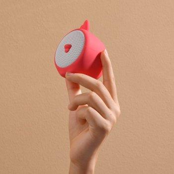 Портативная колонка Baseus Q Chinese Zodiac Wireless Chick E06 Red (NGE06-A09)