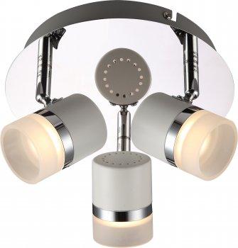 Люстра Altalusse INL-9387C-15 Chrome White LED 15 Вт