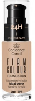 Тональная основа Constance Carroll FIRM COLOUR Foundation с SPF и Q10 medium 30 мл