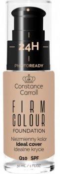Тональная основа Constance Carroll FIRM COLOUR Foundation с SPF и Q10 light 30 мл