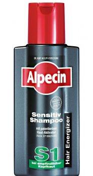 Шампунь Alpecin S1 Hair Energizer от выпадения волос для чувствительной кожи головы 250 мл