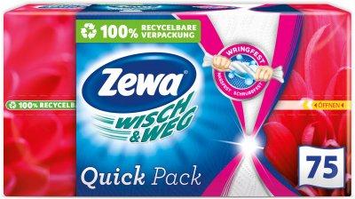 Паперові рушники Zewa Wisch&Weg Home collection 2 шари 75 аркушів (7322541017594)