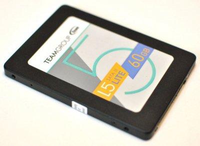 """Накопичувач SSD 120GB Team L5 Lite 2.5"""" SATAIII TLC Б/У"""