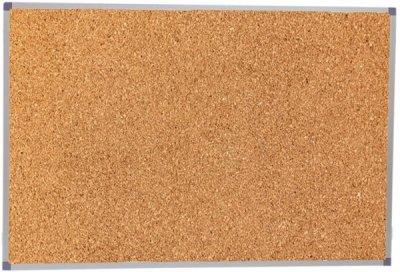 Доска Сектор пробковая информационная 60х45 см (С0604)