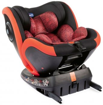 Автокрісло Chicco Seat4Fix Червоне (79860.85)
