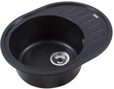 Кухонна мийка VENTOLUX Monica Space Black (2059765956280)