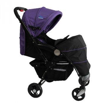 Детская коляска-книжка LaBona Baby Line T-115 фиолетовая