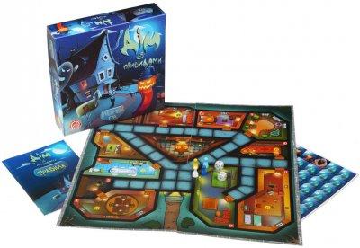 Гра настільна Arial Будинок з привидами (4820059911432)