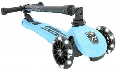 Самокат Scoot and Ride Highwaykick-3 Блакитний (SR-96356)