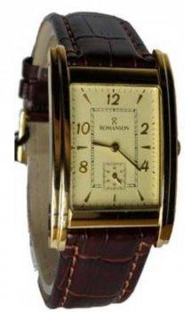 Мужские часы Romanson TL0224BXG BK