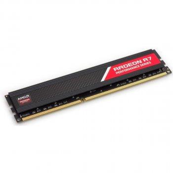 Пам'ять DDR4 RAM 8GB AMD Radeon 2400 MHz R7 Performance (R7S48G2400U2S)
