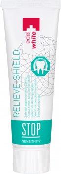 Зубная паста Edel White Stop Sensitivity для чувствительных зубов 75 мл (7640131975056)