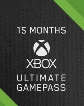 Підписка Xbox Game Pass Ultimate на 15 місяців | Всі Країни