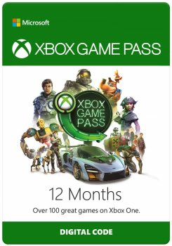 Подписка Xbox Game Pass на 12 месяцев | Все Страны