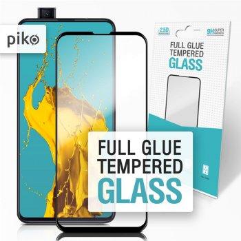 Захисне скло Piko Full Glue для Xiaomi Redmi K20 / Mi 9T Black (1283126493201)