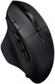 Миша Bluetooth+Logitech Wireless G604 Lightspeed (910-005649) Black