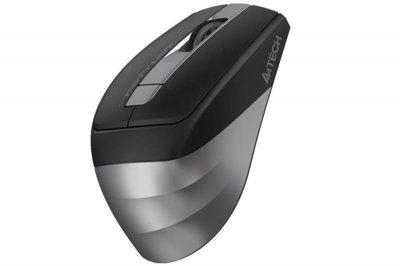 Миша бездротова A4Tech FG35 Grey USB