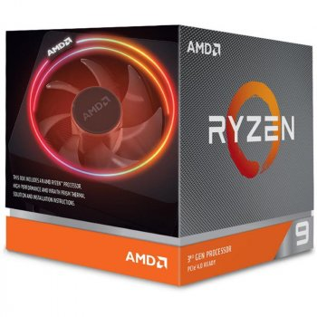 Процесор AMD Ryzen 9 3950X (3.5 GHz 64MB 105W AM4) Box (100-100000051WOF)