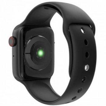 Наручний годинник Smart спортивні KSP Smart W34 датчик пульсу Bluetooth гарнітура Pro (dm453)