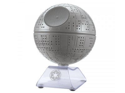 Портативна акустична система eKids iHome Disney Star Wars Death Star Wireless (LI-B18.FXV7Y)