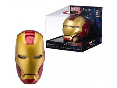 Портативна акустична система eKids iHome MARVEL Iron Man Wireless (VI-B72IM.UFMV6)