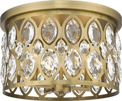 Потолочный светильник Wunderlicht BR6755-43 3x60 Вт Е14