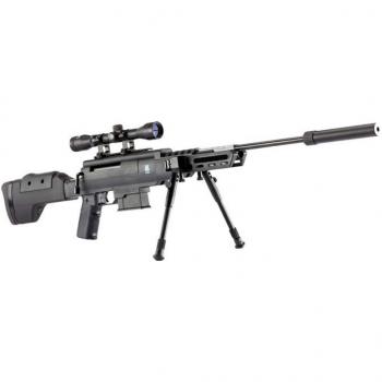 Гвинтівка пневматична Norica Black OPS Sniper 4,5 мм 305 m/c