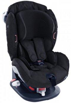 Автокрісло BeSafe iZi Comfort X3 Fresh Black Cab (10020151-BlackCabF)