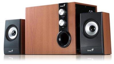 Комп'ютерні колонки 2.1 Genius SP-HF1250B II Wood