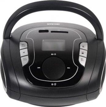 Mystery Electronics BM-6008UB Black-Silver