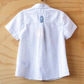 Рубашка для мальчика РБ 78 Бемби Белый